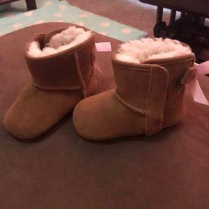 Baby Bailey Bow Girl Ugg Boots